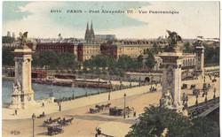Franciaországi /Párizs/ képeslap 1930