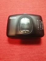 Retro Walkman, sétálómagnó - kazetta lejátszó - Kennex, övcsipesszel