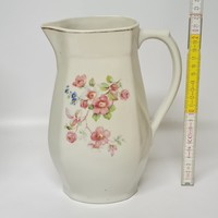 Drasche pink floral porcelain watering can (1773)