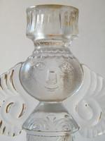 Vintage Björn Wiinblad kristályüveg angyal (kutliarmketto reszere)