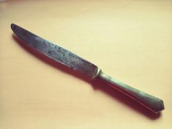 Régi Juno alpakka kés