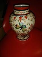 Nagy méretű kézzel festett japán porcelán