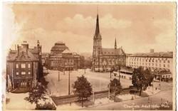Német birodalom képeslap 1942