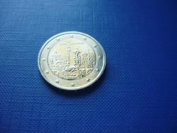 LITVÁNIA 2 EURO 2020 KERESZTEK DOMBJA! BIMETÁL! RITKA!
