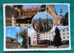 Magyarország,Sopron,postatiszta képeslap,1986