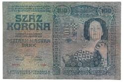 Pepita 100 korona 1910 Nagyon ritka!
