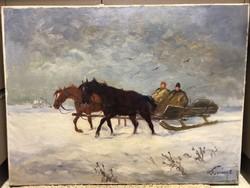 Kolozsváry Endre ( nagy méretű )