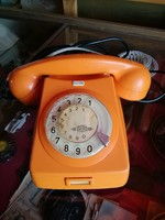Dial phone in rare yellow color