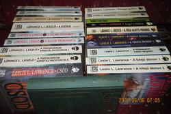 Leslie L Lawrence csomag