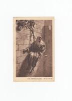 Húsvéti képeslap  1950