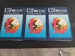 Laorusse Enciklopédia 3 kötet egyben.