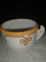 Elbogen vastag porcelán komacsésze