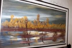 Szignált festmény 419