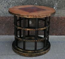 Szecessziós teaasztal, Adolf Loos tervezés