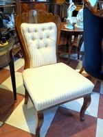 4 db Biedermeier szék