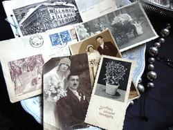 Régi képeslapok, fotók