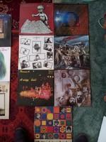 Akció!!! 25db hanglemez gyűjtemény.
