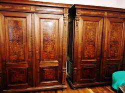 Antik ónémet szekrények , gyönyörűek!