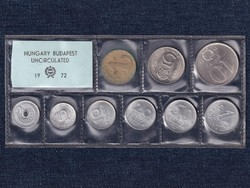 Forgalmi sor 1972 BP BU (id52156)