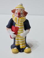 Goebel Happy Clowns - CHARLY - bohóc figura