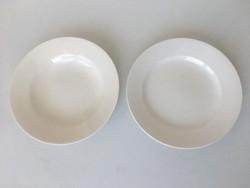 Gránit tányér régi jelzett 2 db