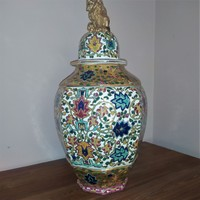 Fischer fedeles váza