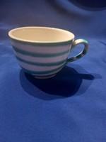 GMUNDNER csíkos csésze