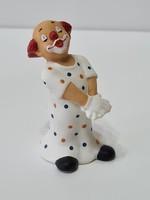 Goebel Happy Clowns - FIDO - bohóc figura