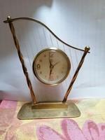 Gyönyörű asztali mechanikus óra