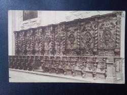 Vintage Postatiszta Képeslap