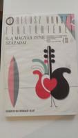 8 kötetes zenetörténeti gyűjtemény