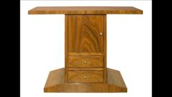 Art Deco konzol asztal
