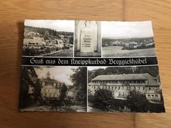 Berggießhübel képeslap