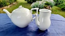 Herendi teás és kávéskancsó
