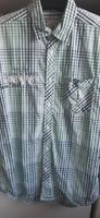Márkás divatos férfi ing