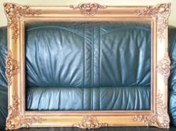 Gyönyörű 50x70 cm blondel képkeret keret
