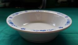 Alföldi porcelán,kék mintás,magyaros kompótos tányér 2.
