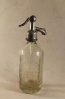 Antik fél literes szódásüveg 322