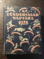 A Tündérvásár naptára 1928 / RITKA