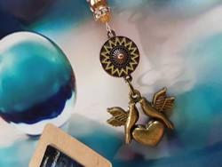 NUTILLICA ANGEL MAGICA -ÚJ VILÁG-REND A SZÍVEDBEN A SORSODBAN - FULLTIVERZUMI MAGHUSHIN ERŐTÁR LÁNC