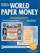 Speciális World Paper Money katalógus