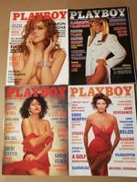 3+1 Playboy magyar kiadás II. és IV. évfolyamból