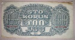 Csehszlovákia 1000 Korona 1944 VG