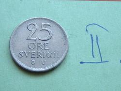 SVÉDORSZÁG 25 ŐRE 1966  II.