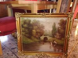 Iványi Grünvald festmény olcsón!
