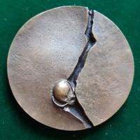 Csíkszentmihályi Róbert: Csíra, bronz érem, 1982