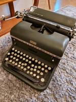 Halda svéd írógép