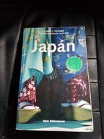 Japán útikönyv-Park kiadó Ritka!!!!