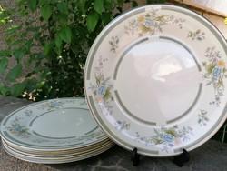 28 cm - es Royal Doulton tányérok 6 db