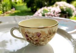 Zsolnay  kávés csesze